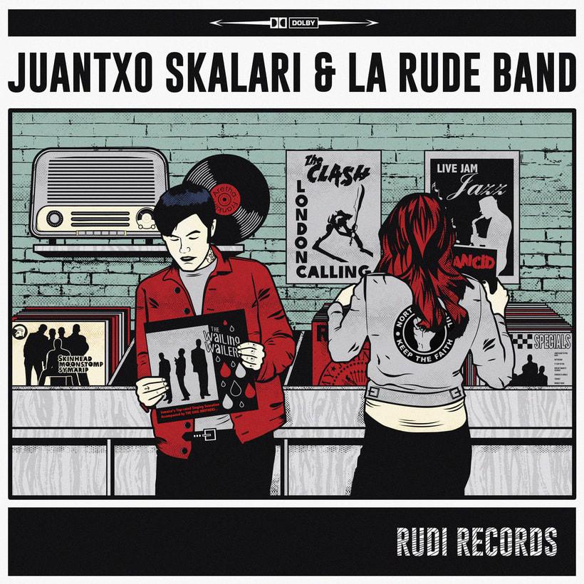 JUANTXO SKALARI & LA RUDE BAND 0