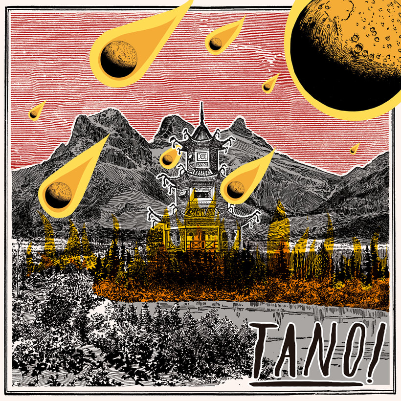 TANO! - Vinyl artwork 0
