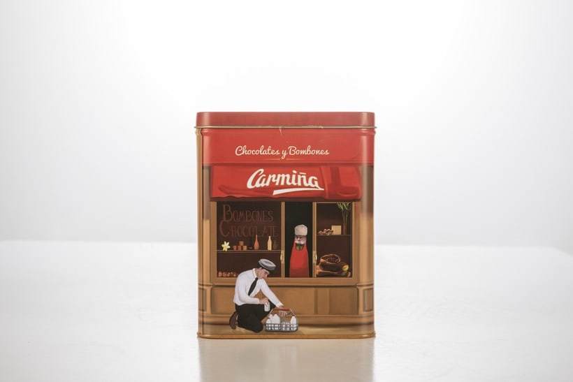 Packaging Carmiña 1