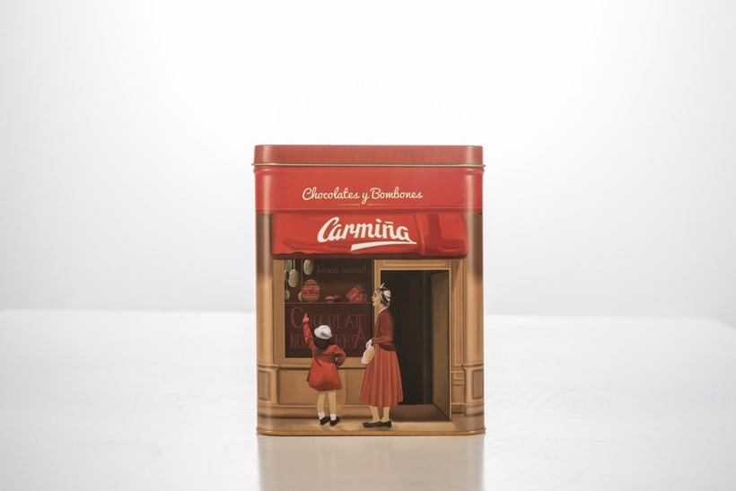Packaging Carmiña 2