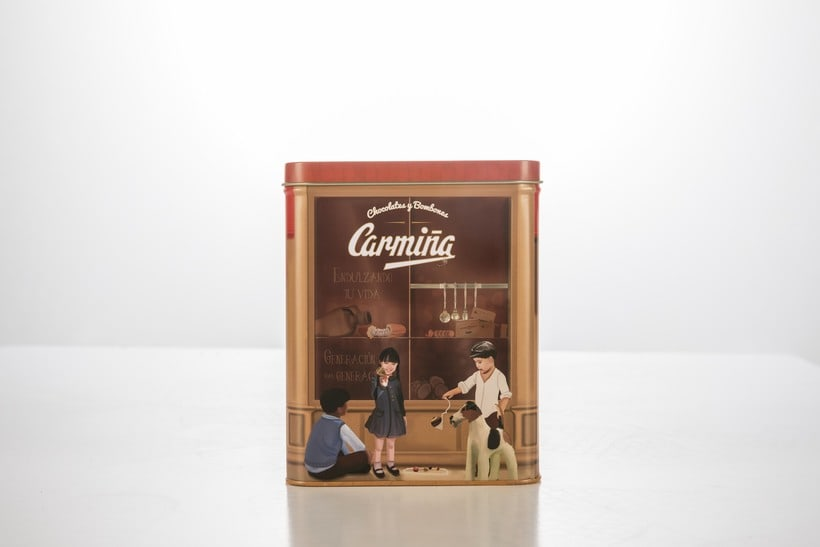Packaging Carmiña 4