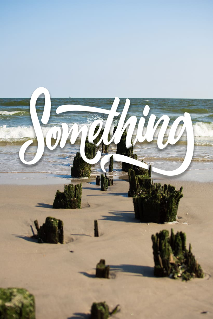 "Needed to write ""Something"" -1"