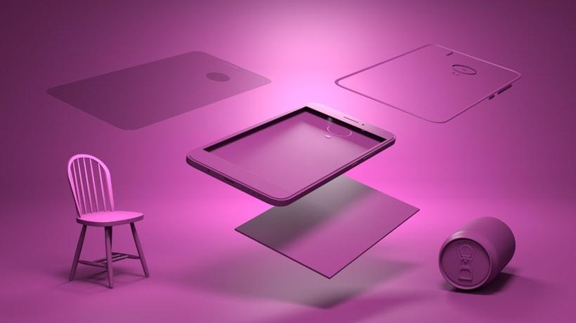 3D Colours 6