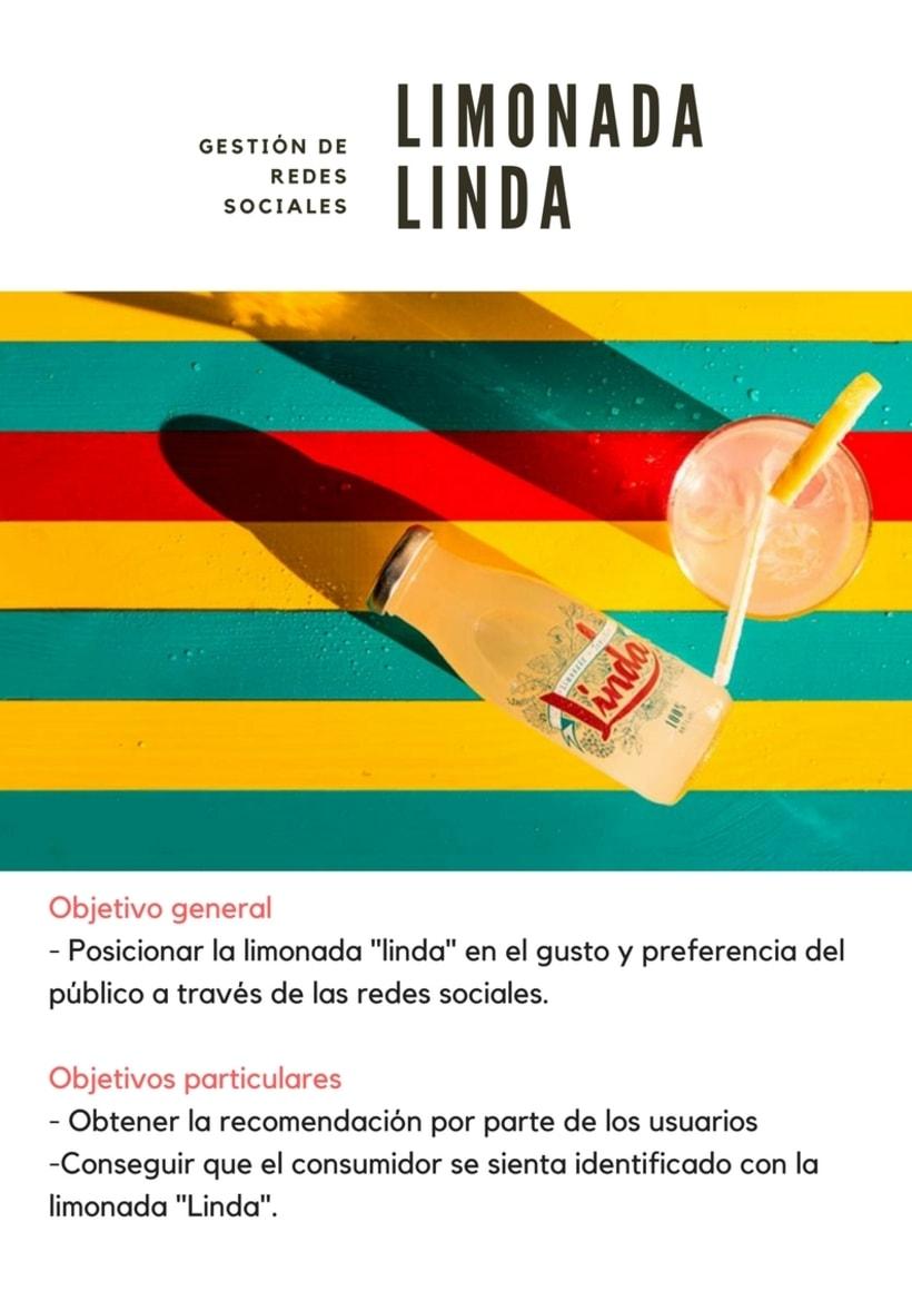 "Limonada ""Linda""  0"