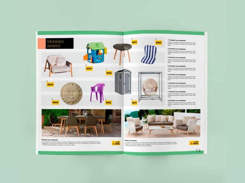Línea gráfica para los catálogos de producto de Jorge Fernández  6