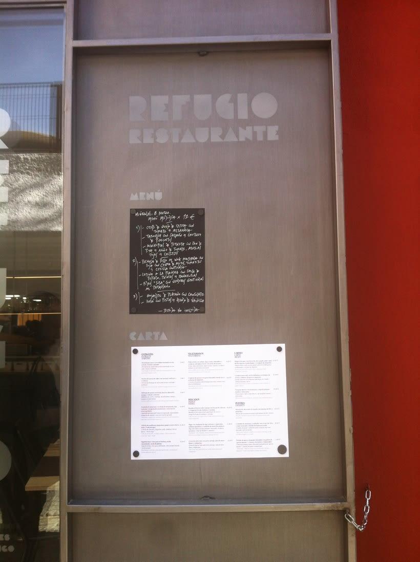 Restaurante EL REFUGIO 7