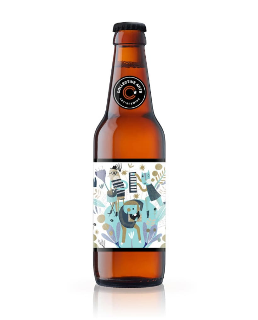 Collective Arts Brewing 12