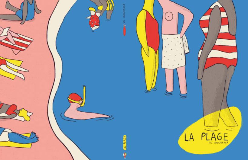 La plage, Mejor Ópera Prima en Bolonia 1