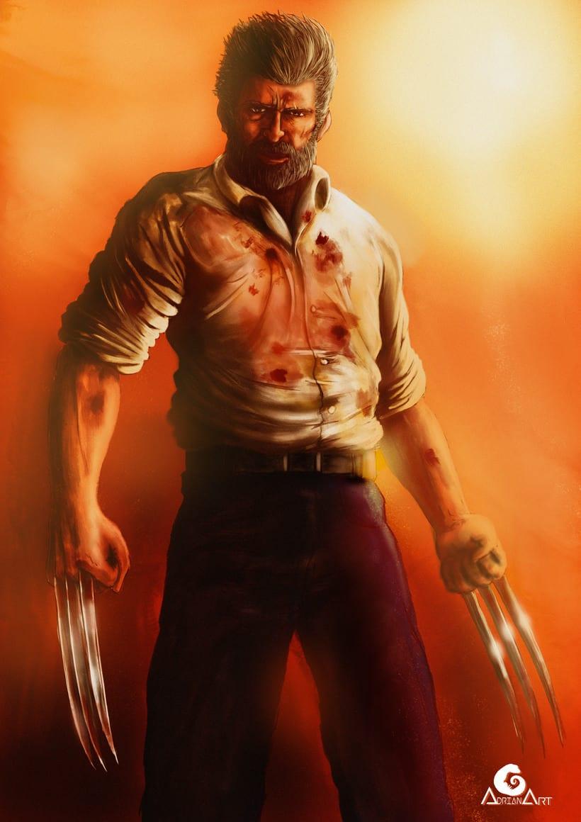 Logan + Speedpaint 0