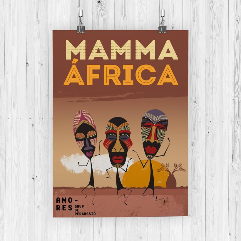Mamma África 0