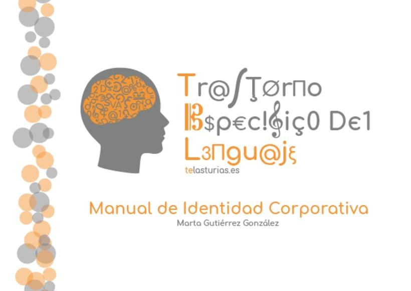 Identidad Corporativa TEL 1