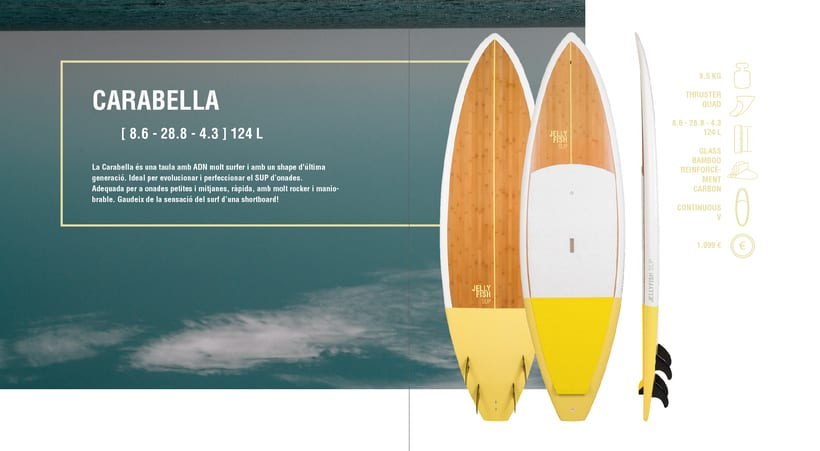 CATÁLOGO PARA MARCA DE TABLAS DE PADDLE SURF 7