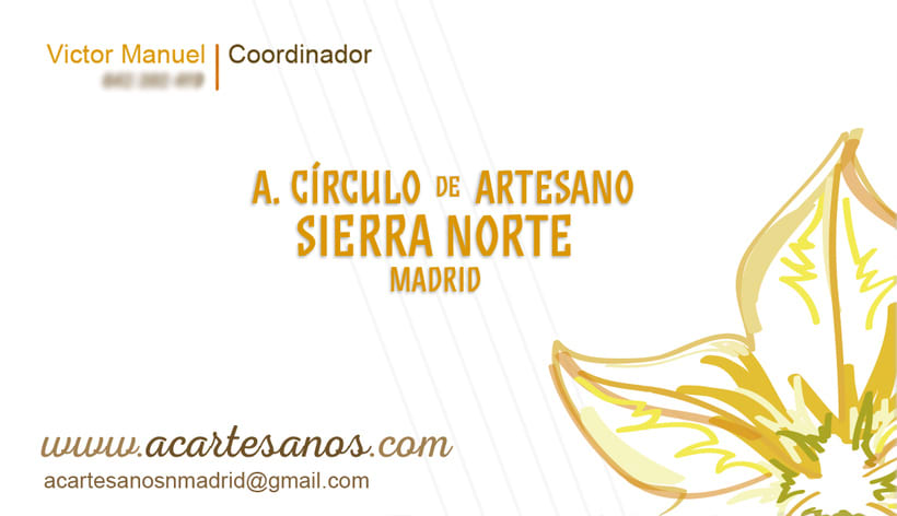 Branding, diseño web, diseño editorial. Asociación artesanal. 4
