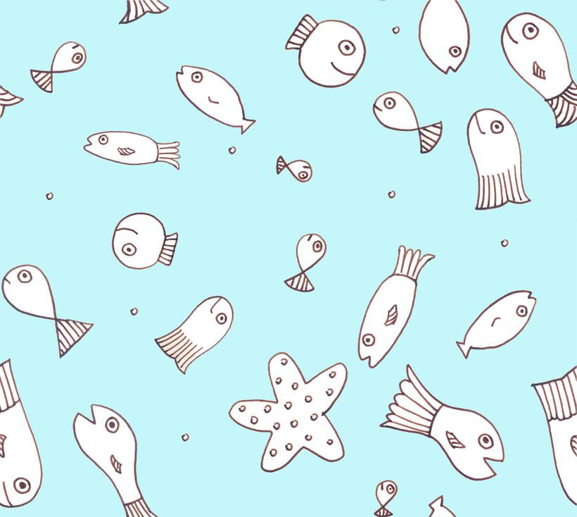 Mi Proyecto del curso: Diseño de estampados textiles 0