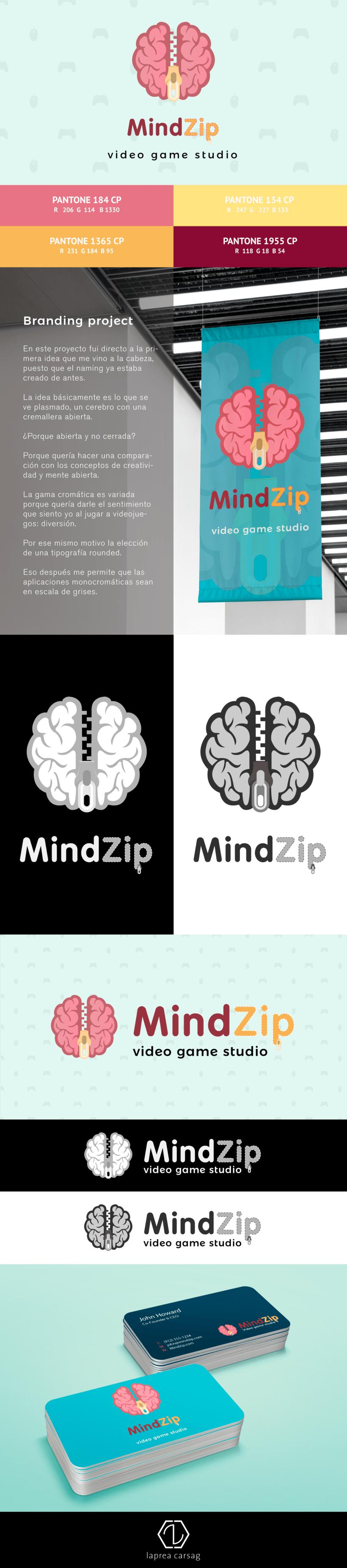 Marca Corporativa MindZip -1