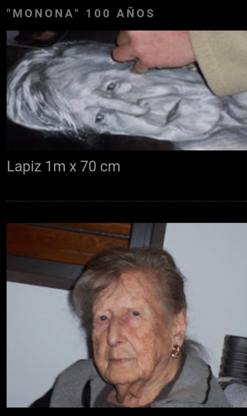 Retratos y cuadros vs. 15