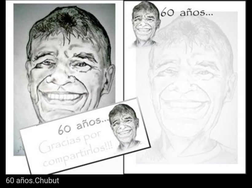 Caricaturas. Retratos y personajes.. 5