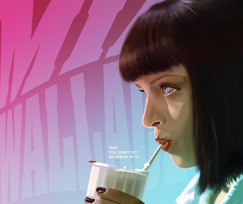 Ilustración Mia Wallace -1