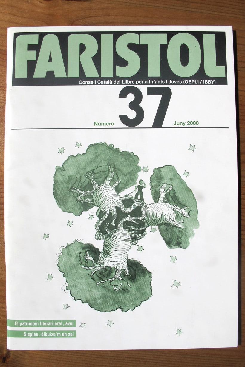 Maquetació revista Faristol -1
