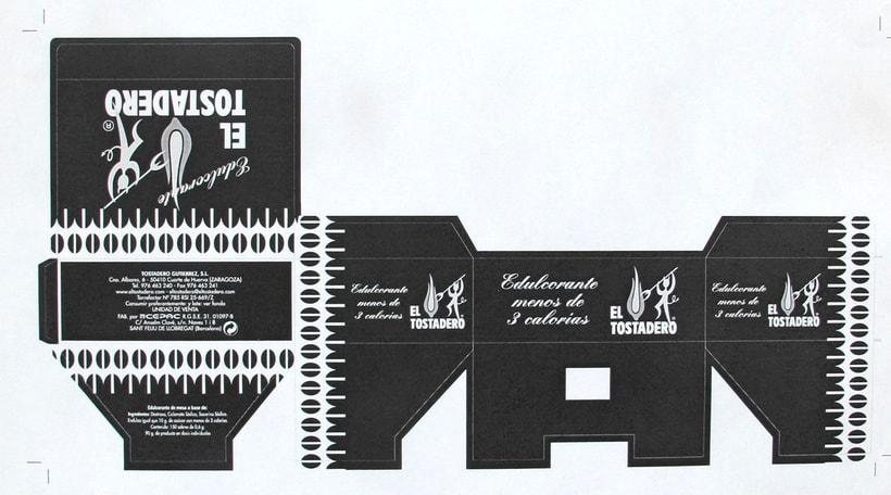 Disseny Packaging El Tostadero 0