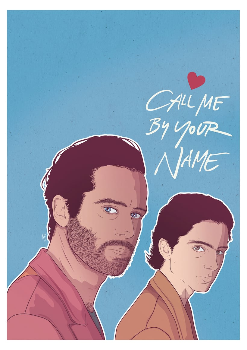 Call me by your name -1