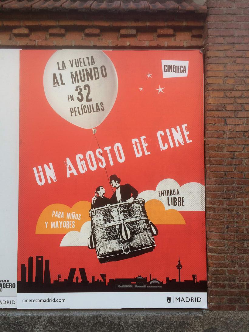 CINETECA MADRID 4