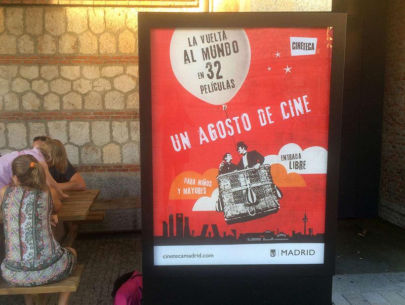 CINETECA MADRID 5