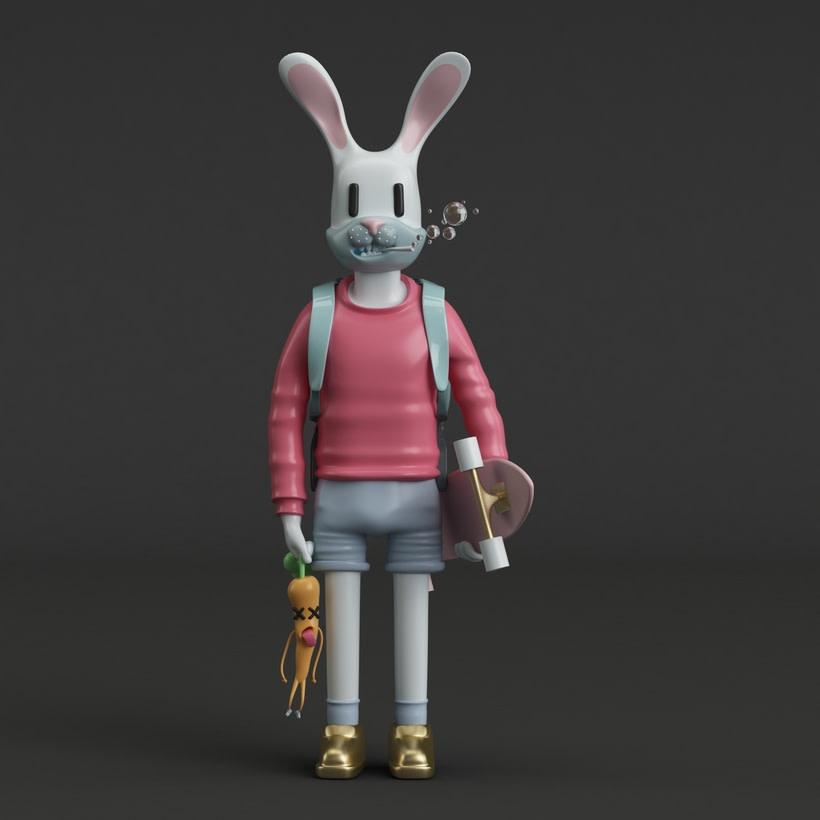 Conejo flowers -1