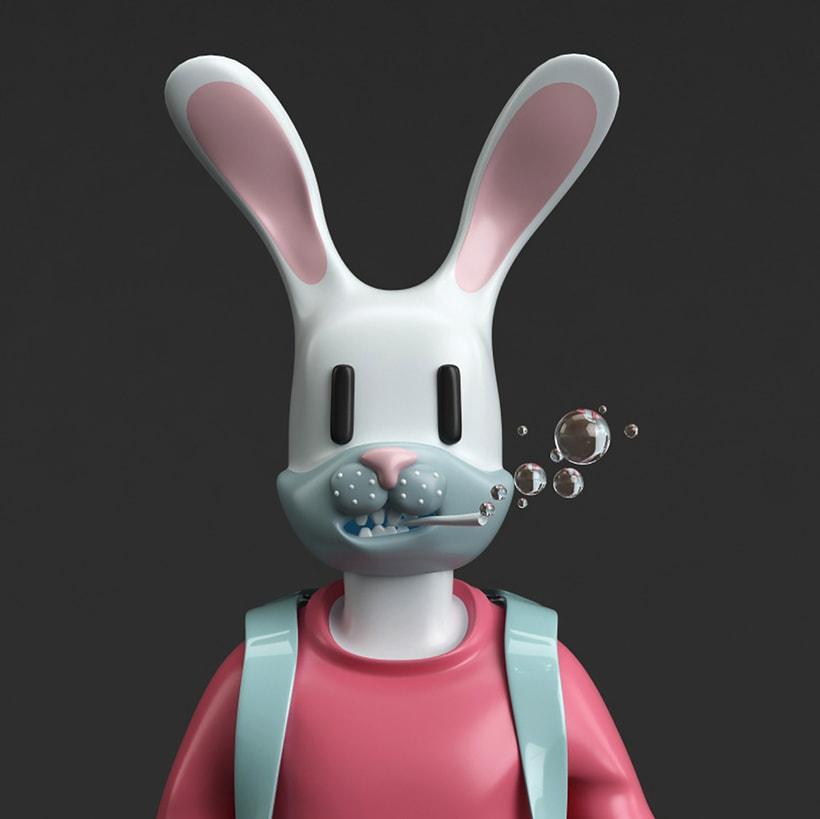 Conejo flowers 0