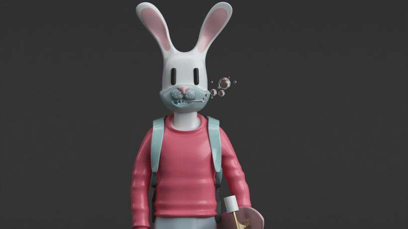 Conejo flowers 1