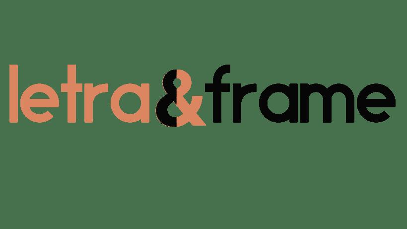 Letra & Frame Blog - Creación y contenido  1