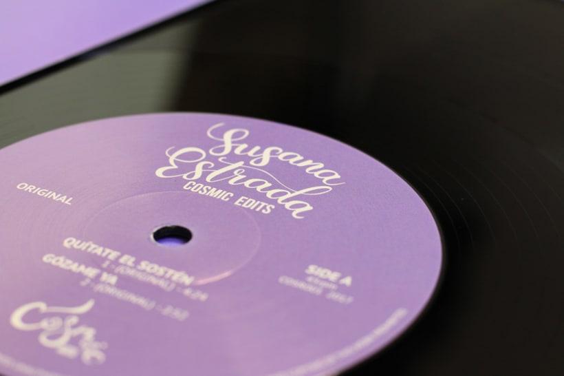 Cosmic Record Edits: Susana Estrada 1