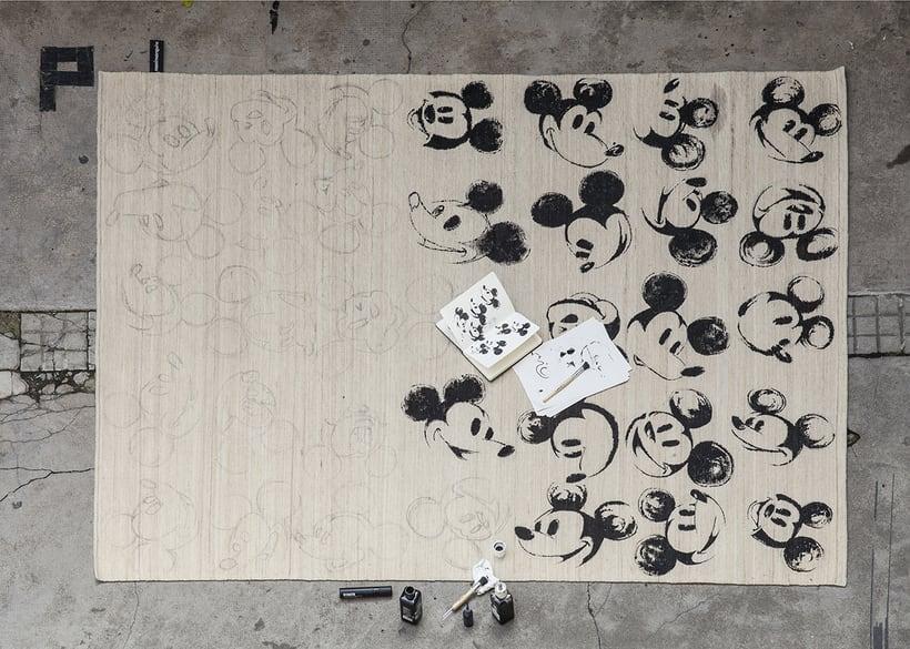 Disney X Nanimarquina Rug 1