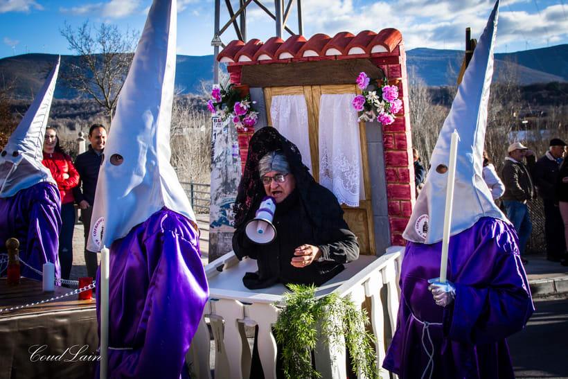 "17/02/2018 - Carnaval de Bembibre, El Bierzo, grupo ""Matachana"" Carnaval Santo 3"