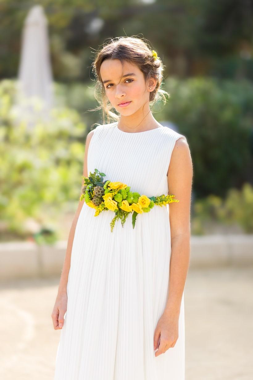 Editorial de moda (vestidos de comunión) -1