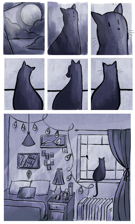 Gato imaginario  6