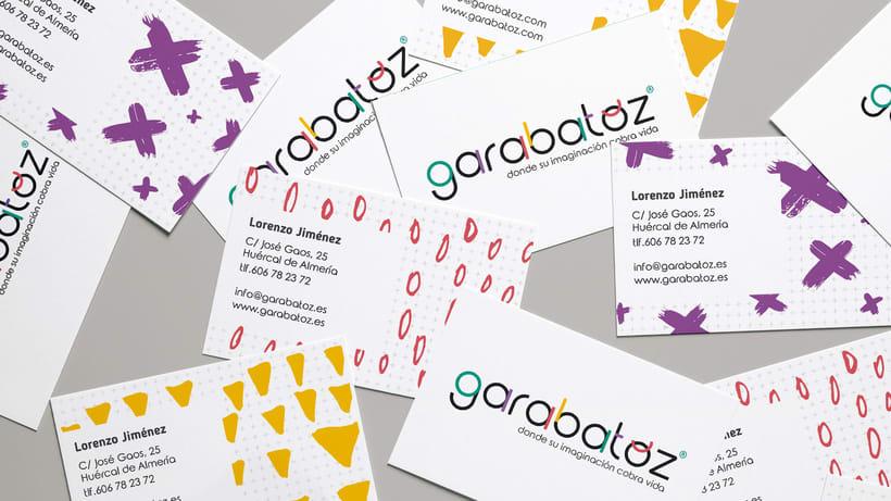 Garabatoz - Donde su imaginación cobra vida 7