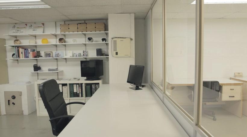 Buscamos interesados en fabricación digital para compartir local (taller + oficinas). Barcelona.  2