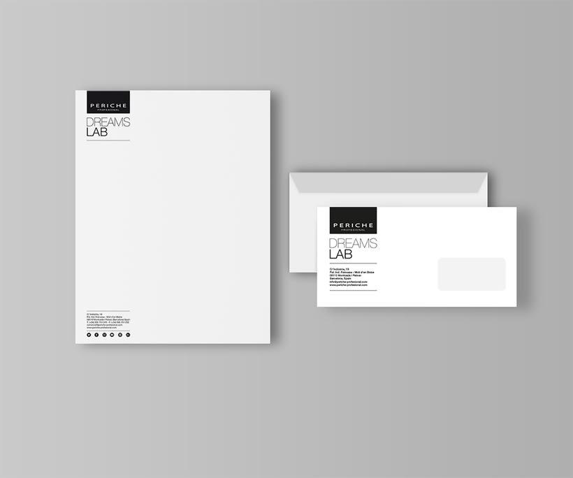 Branding - Periche Profesional 1