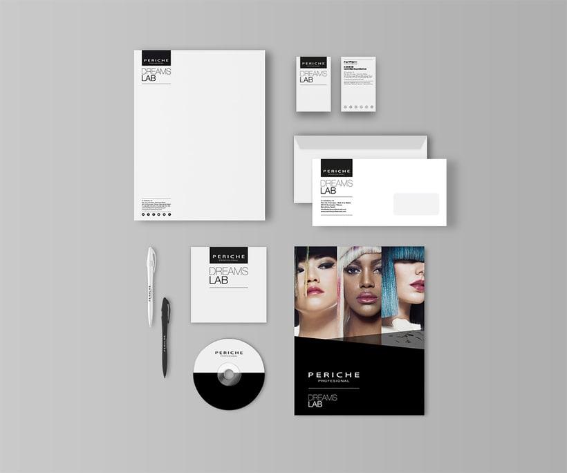 Branding - Periche Profesional 0