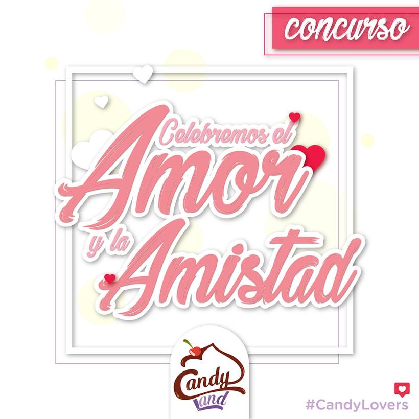 Social Media • CandyLand -1