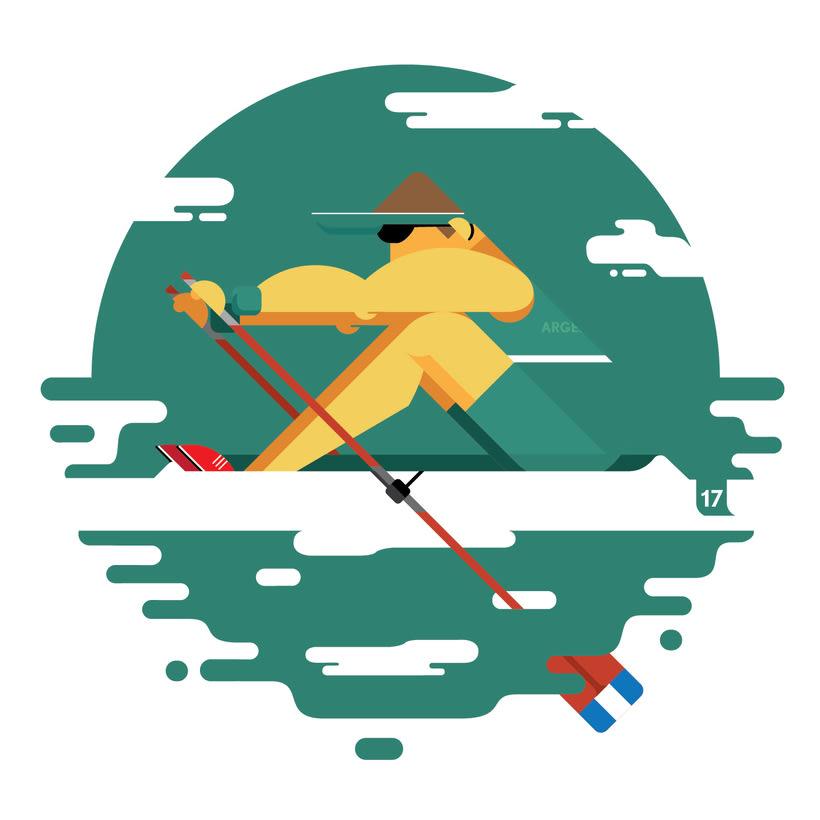 Rowing Tigre 0