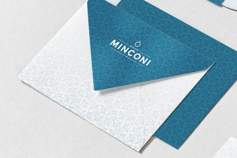 MINCONI Jewelry essence 4