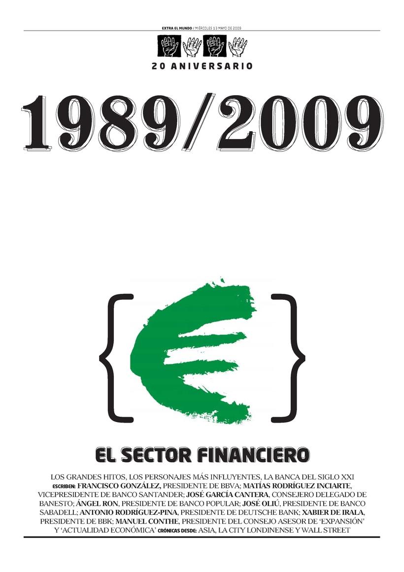 El Mundo / 20 Aniversario -1