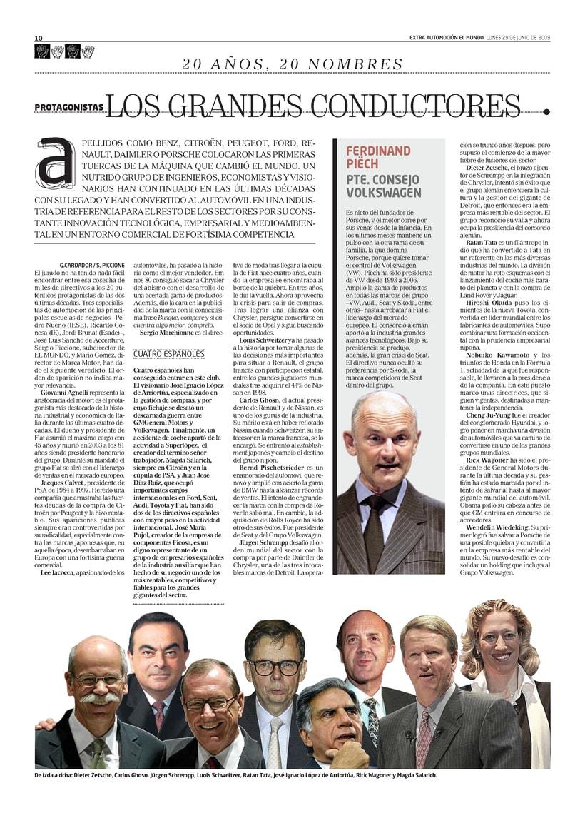 El Mundo / 20 Aniversario 3
