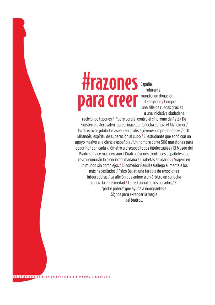 #razonesparacreer 0