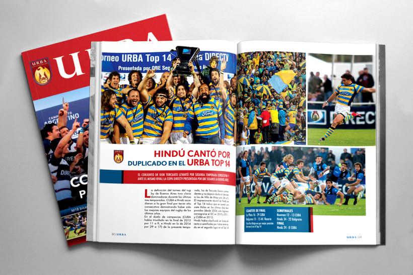 Unión Rugby Buenos Aires 5