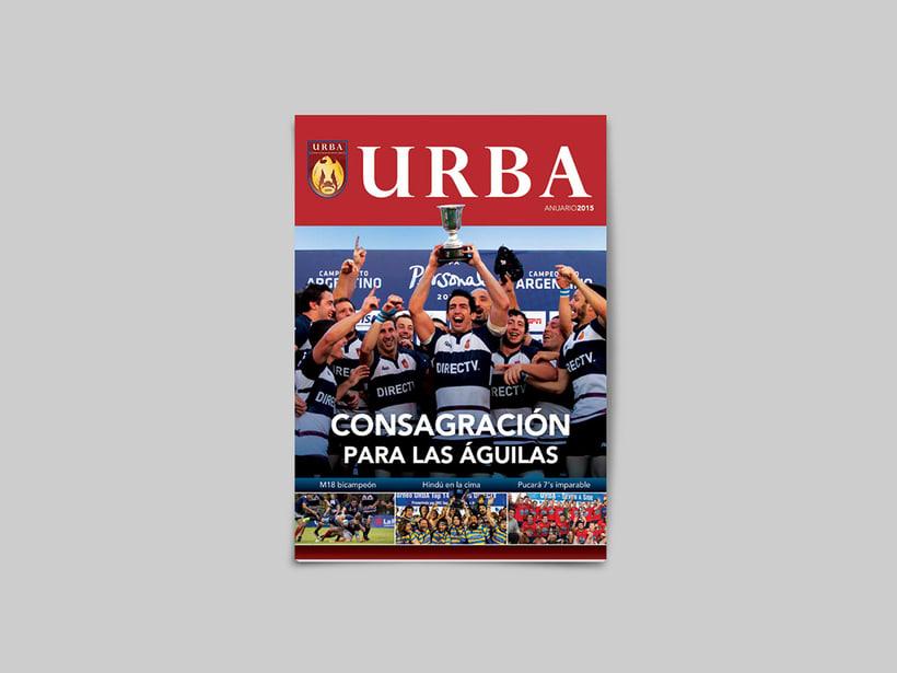 Unión Rugby Buenos Aires 0