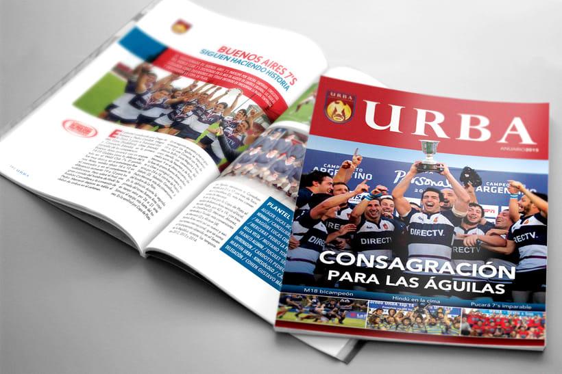 Unión Rugby Buenos Aires 1