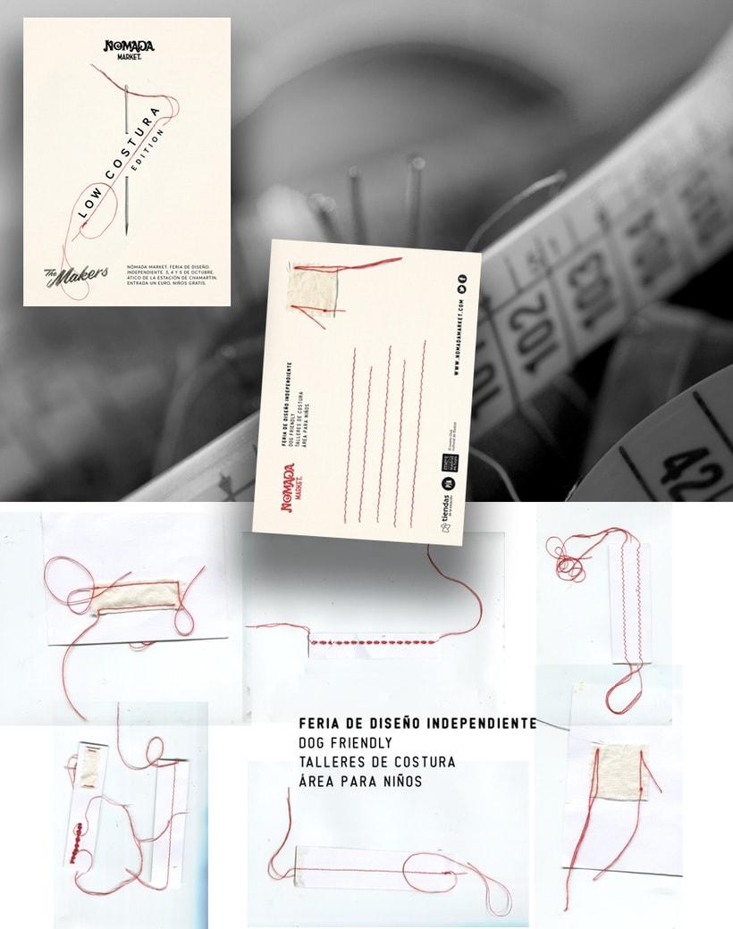 5 años, 16 ediciones – Nomada Market 34